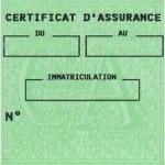 certificat assurance auto carte verte