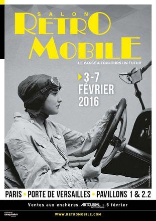 Affiche-Rétromobile2016