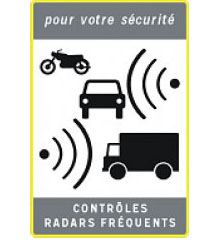 controles radars frequents