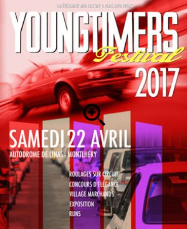 experts en automobile Anea au Youngtimers Festival de Montlhéry